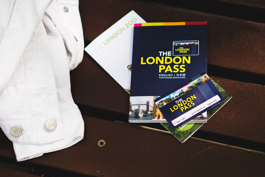 A Day with the London Pass Card - Laureen Uy