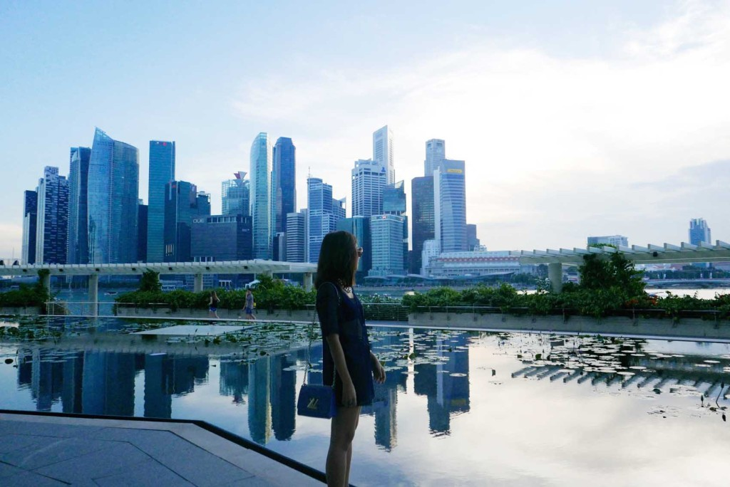 All Expense Paid Trip to Singapore