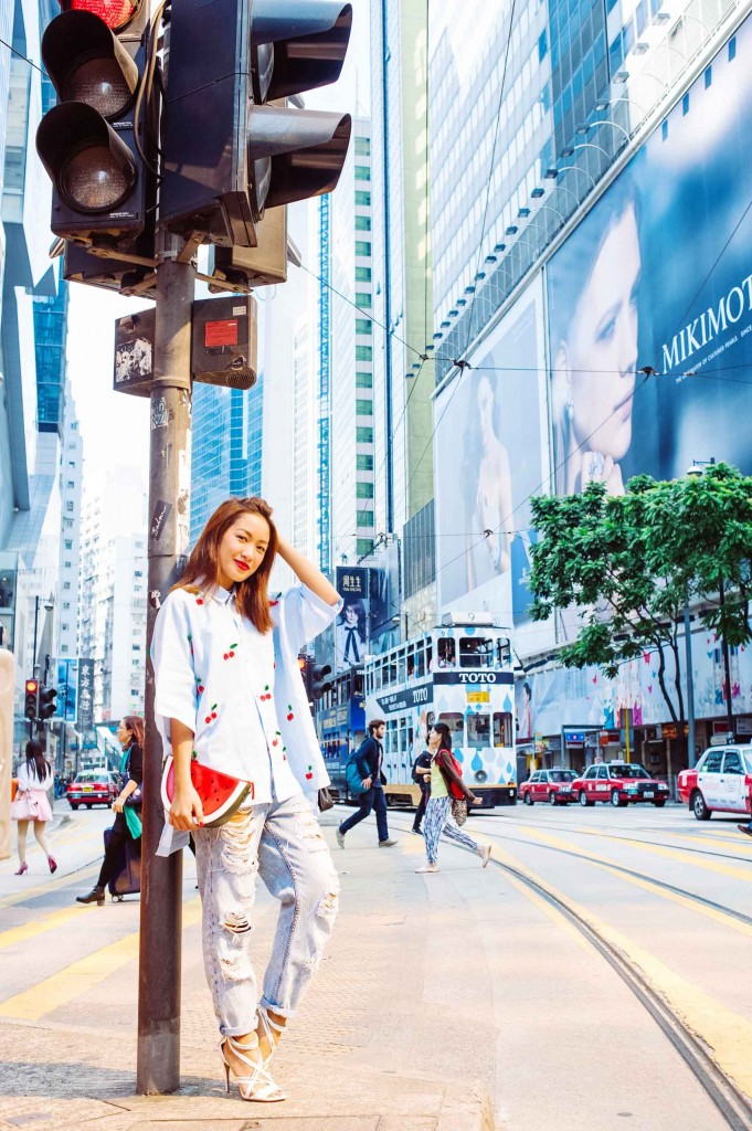 Sweet Escape in Hong Kong - Laureen Uy
