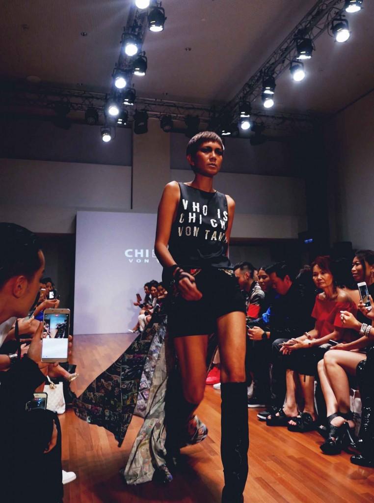 Singapore Fashion Week 2017 101