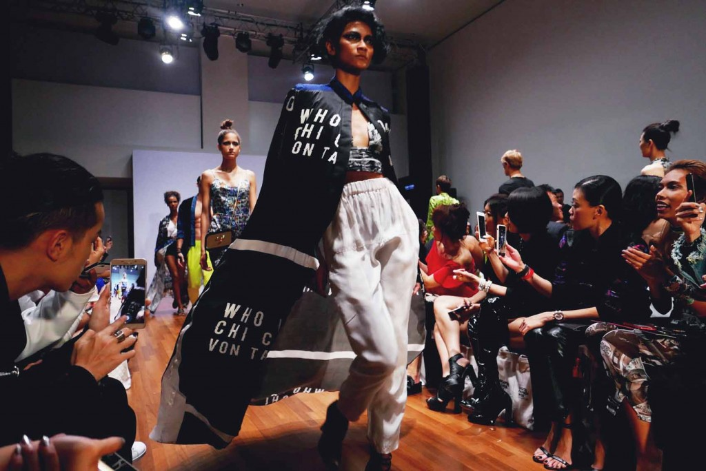Singapore Fashion Week 2017 121