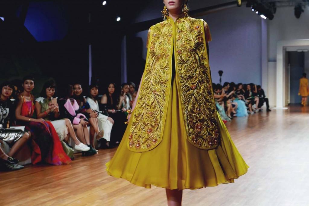 Singapore Fashion Week 2017 41