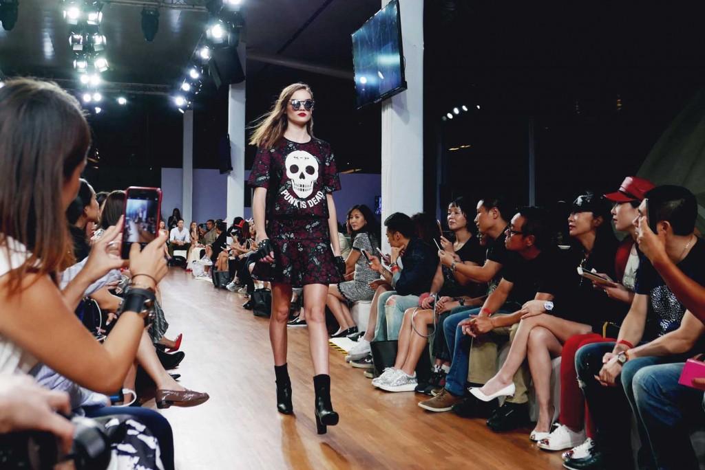 Singapore Fashion Week 2017 6