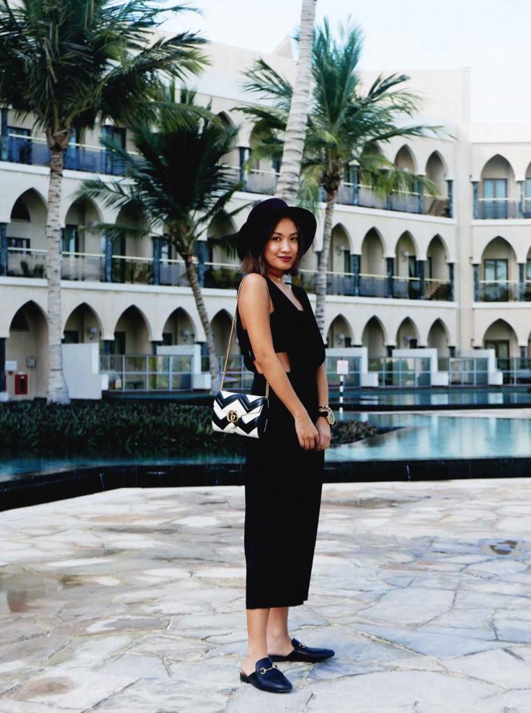 Al bustan Palace Hotel Oman 2