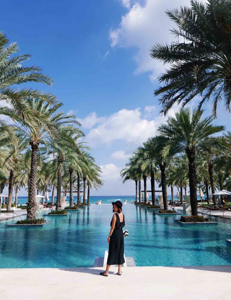 Al bustan Palace Hotel Oman 3