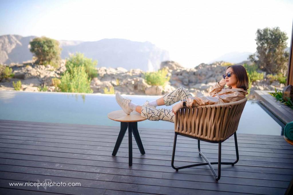 The Beauty of Oman - Laureen Uy
