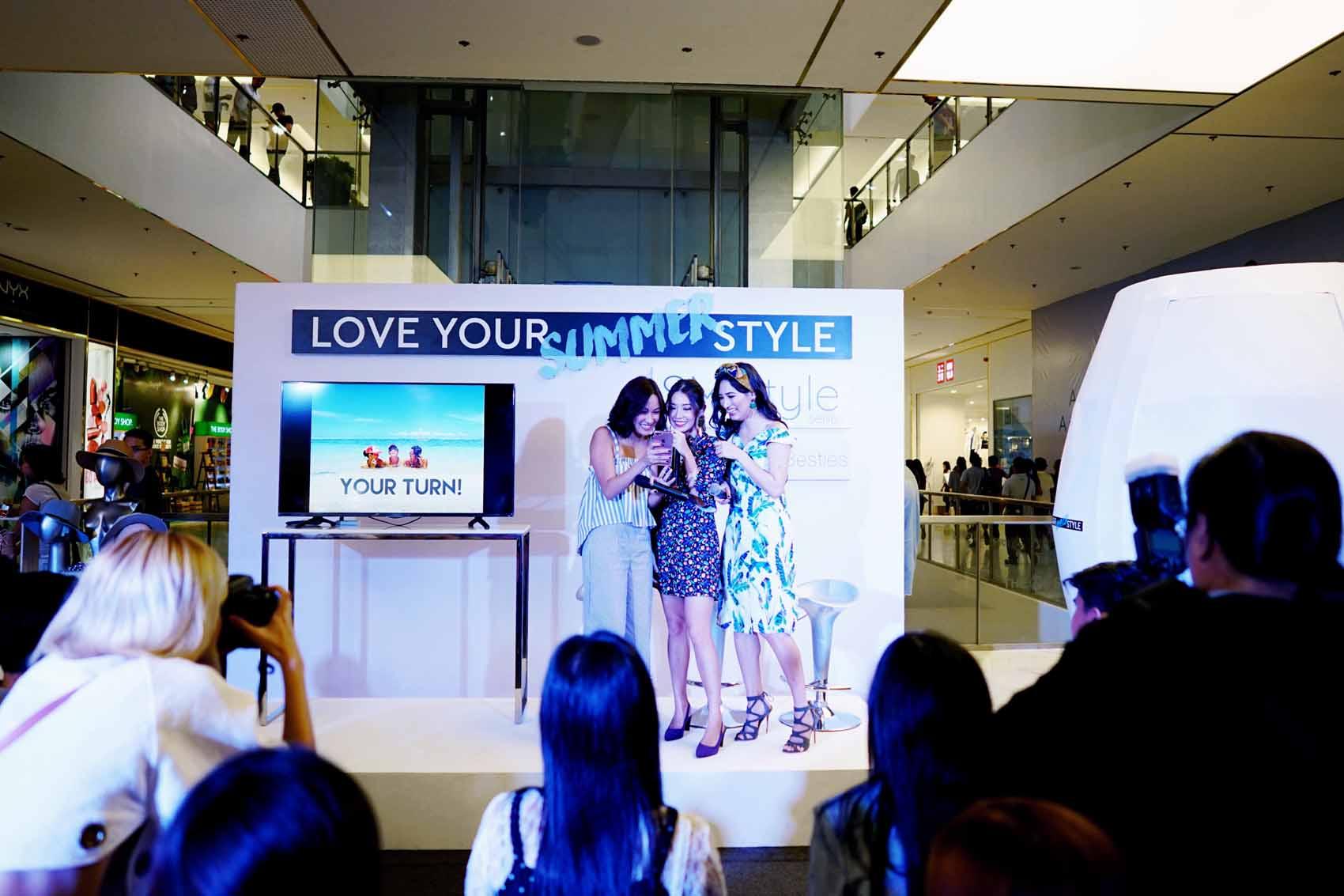 SM Makati Style Talk